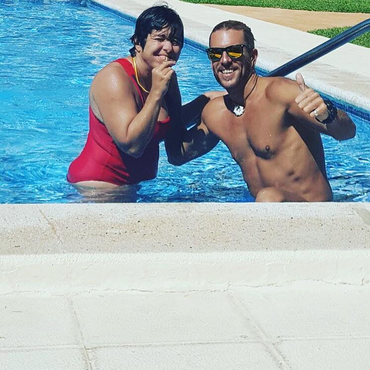natación con discapacitados