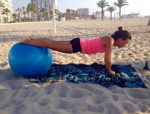 Jornada Sport Beach en Aloha en Alicante